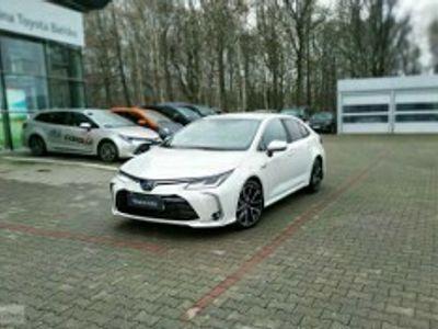 używany Toyota Corolla XII 1.8 Hybrid Executive VIP Gwarancja Serwisowany Alarm Faktura