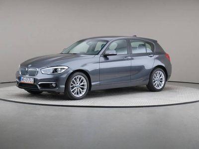 używany BMW 118 1 Serie d