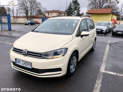 brugt VW Touran 2dm3 150KM 2016r. 103 900km 2.0TDI DSG 150 Comfortline 7osób Navi Skóry mod.2017