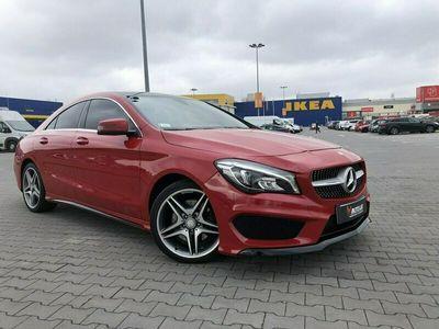 używany Mercedes CLA250 2dm 212KM 2015r. 80 750km