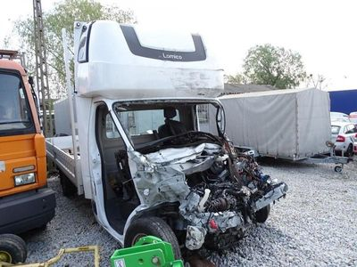 used Renault Master skrzynia