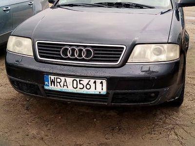 używany Audi A6 uszkodzona pompa wtryskowa