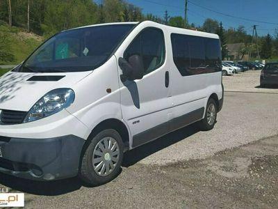 używany Renault Trafic 2dm 114KM 2007r. 267 620km