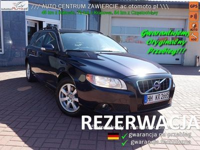 used Volvo V70 2dm 163KM 2011r. 199 000km