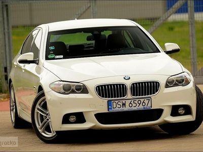 używany BMW 520 SERIA 5 d aut M-PAKIET
