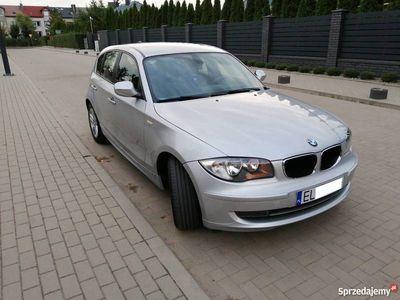 używany BMW 116 Sria 1 d 116 KM # DUZA NAVI # DVD # ALU # KLIMA