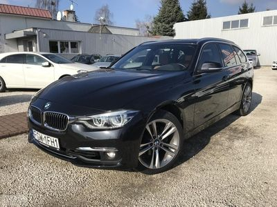 używany BMW 328 SERIA 3 i xDrive Luxury Line sport-aut LIFT !