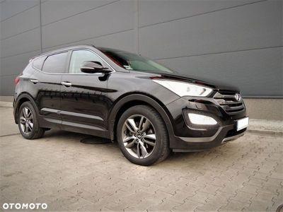 używany Hyundai Santa Fe III