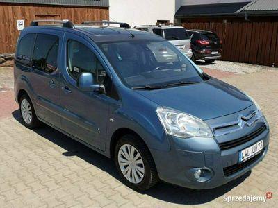 używany Citroën Berlingo 1.6dm 109KM 2009r. 168 000km