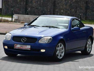 używany Mercedes SLK230 SLK 230Kompressor 197KM Automat 1998r. Klima Skóra R170 (1996-2004)