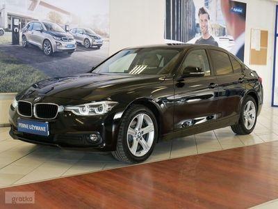 używany BMW 318 SERIA 3 318 d Advantage aut Salon PL 1wł. Gwarancja