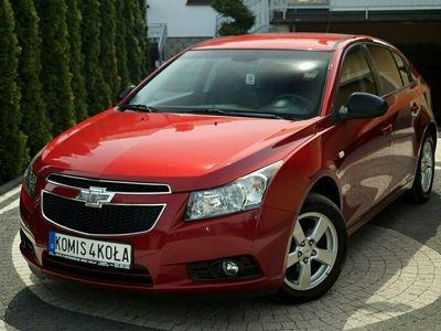 używany Chevrolet Cruze 1.6dm 125KM 2012r. 140 000km