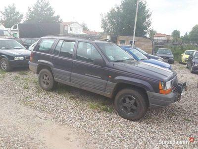 używany Jeep Grand Cherokee 2.5 Diesel