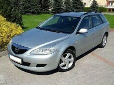 używany Mazda 6 6 ITOURING 2,0CiTD 136KM 173tys.km.Klimatronic!!!