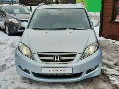 używany Honda FR-V 1.8dm 140KM 2007r. 205 000km