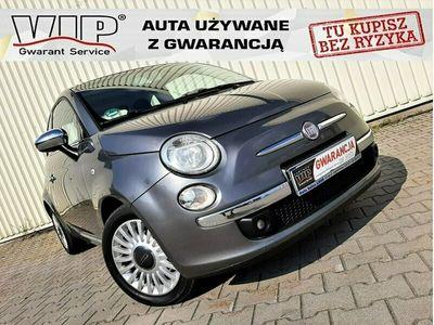 używany Fiat 500 panoramadach Bezwypadkowy Gwarancja VIP Gwarant