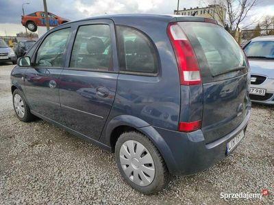 używany Opel Meriva A 2008 R JUZ ZAREJESTROWANY W POLSCE KLIMA