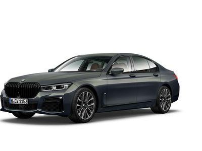 używany BMW 740 3dm 340KM 2020r. 5km
