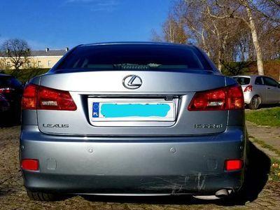 używany Lexus IS220d 200 KM