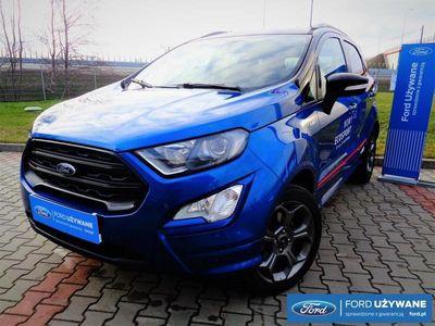 używany Ford Ecosport ST-Line
