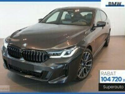 używany BMW 640 SERIA 6 IV (G32) 640 3.0 d xDrive (340KM) | M SPORT | + First Class + Pakiet innow