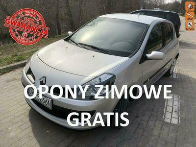 używany Renault Clio III 5 drzwi/Klimatyzacja/2 kpl. kół/Isofix/Niezawodna benzyna/Niemcy III (2005-2012)