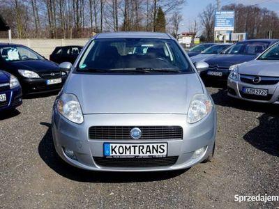 używany Fiat Grande Punto 1.4 95 KM SPORT Bardzo dobre wyposażenie, potwierdzony przebieg