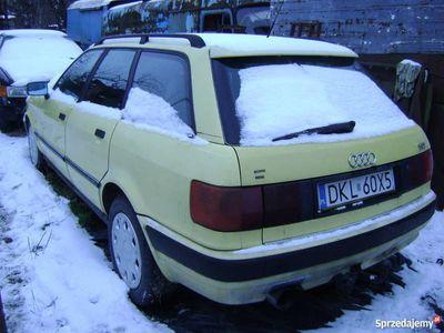 używany Audi 80 kombi