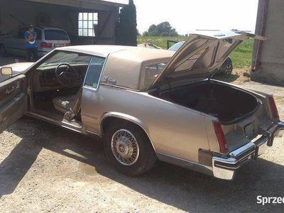 używany Cadillac Eldorado V8. 1985 rok