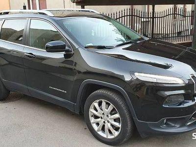 używany Jeep Cherokee Limited full opcja