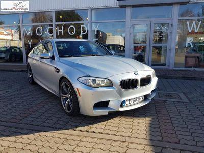 używany BMW M5 M5 4.4dm3 560KM 2012r. 43 570kmF10