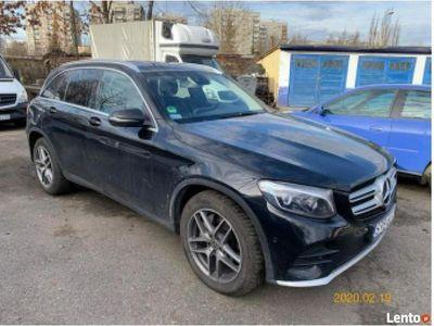 używany Mercedes GLC250 2dm 211KM 2018r. 44 169km