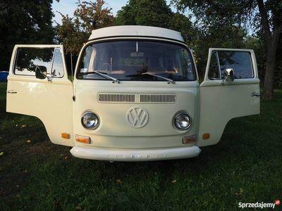 używany VW T2 1970 Westfalia Campmobile T2a Ogórek VW Bus