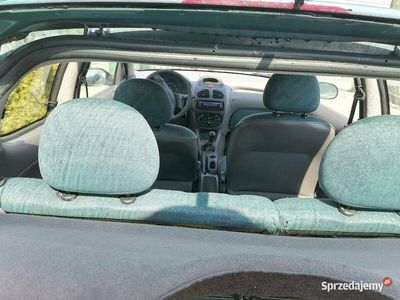 używany Peugeot 206 1,1 bezynka