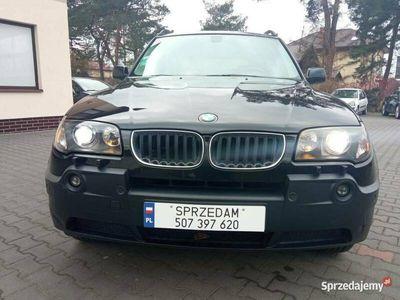 używany BMW X3 okazja 2006 rok