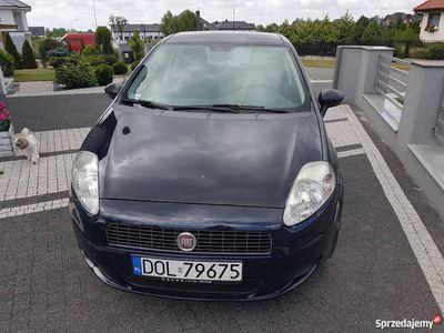 używany Fiat Grande Punto 1.4 8v