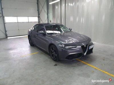 używany Alfa Romeo Giulia 2dm 280KM 2018r. 18 499km