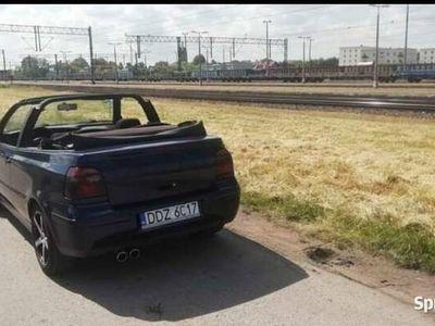 używany VW Golf Cabriolet 4