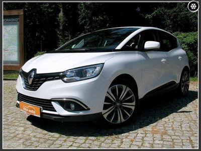 używany Renault Scénic 1.5dm 95KM 2017r. 117 000km