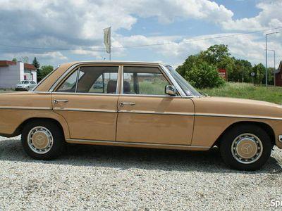 używany Mercedes W115 - 2.0 D - 131 000 km