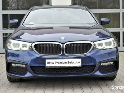 używany BMW 520 2dm 190KM 2018r. 70 659km