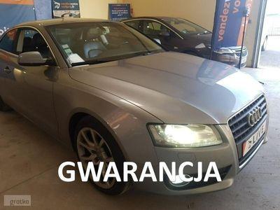używany Audi A5 I (8T) 2,0TDI Nawi Multi Alum Gwararancja, Zabrze