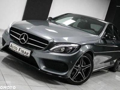 używany Mercedes 200 Klasa C W205Salon Polska*I właściciel*4MATIC*Pakiet AMG*Vat23%