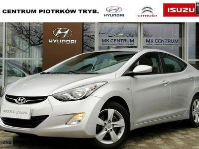 używany Hyundai Elantra 1.6dm 132KM 2012r. 63 814km