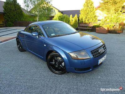 używany Audi TT 1.8Turbo Benz+Lpg 150KM Skóry Full Opcja/Zamiana