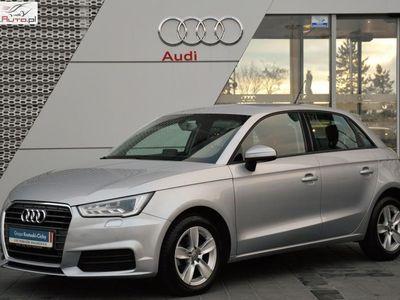 używany Audi A1 A1 1dm3 95KM 2015r. 41 646km1.0 TSI 95KM Salon Pl ASO Ksenon LED