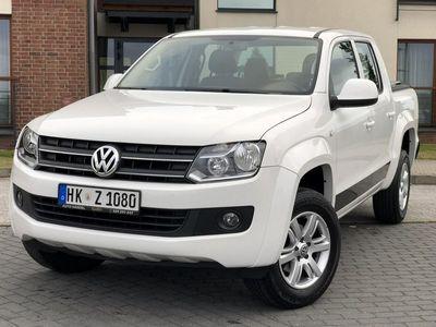 używany VW Amarok 2dm3 180KM 2012r. 208 227km Trendline DoubleCab 180KM 4 Motion Navi Kamera Multi Zadbany !!!