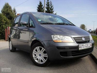 używany Fiat Idea 1.4dm3 95KM 2004r. 131 460km Klimatronik / City / 1.4 Benzyna / Alufelgi / 131.ooo km / Zadbany