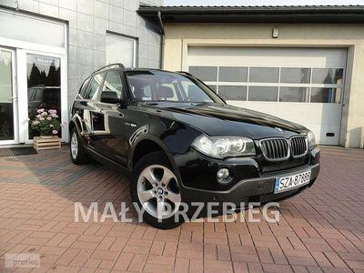 używany BMW X3 2dm 177KM 2008r. 160 000km