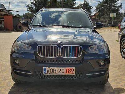 używany BMW 501 X5 3.0sdKM